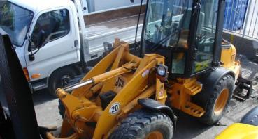 Wheelloader 407 (5811)
