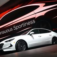 Another One – the Hyundai Sonata Gets the N-Line Treatment