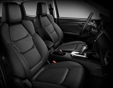 Isuzu D-Max Seats