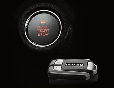Isuzu D-Max Smart Key